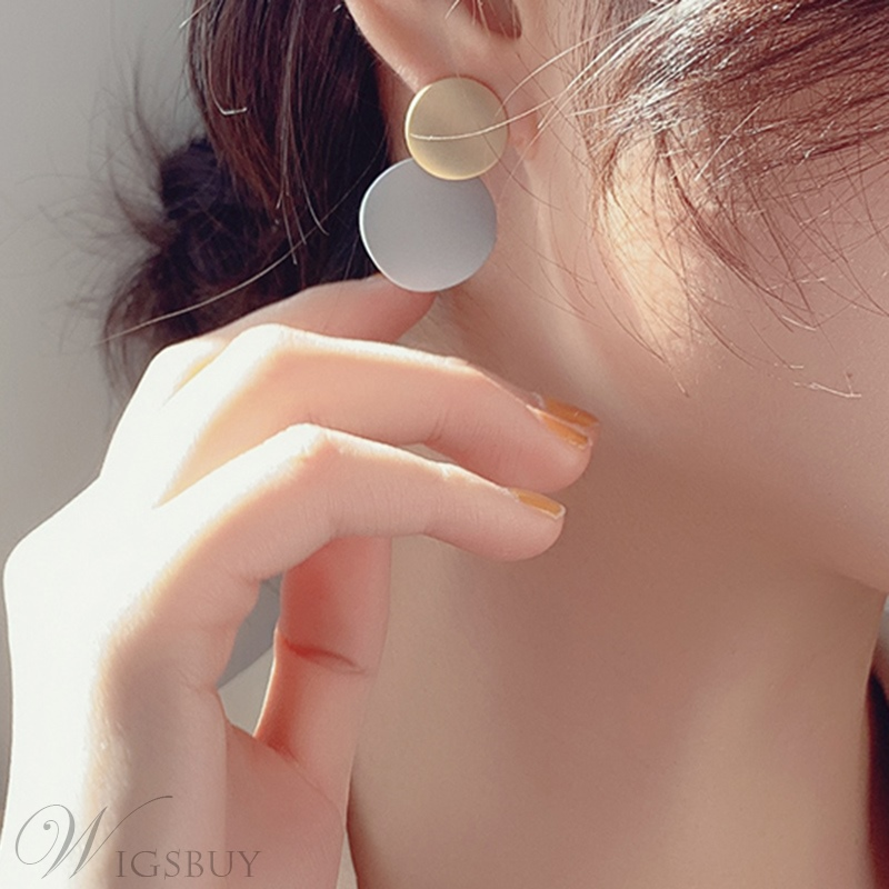 Women/Ladies Alloy Material Korean Style Ear Cuffs Earrings For Birthday/Gifts