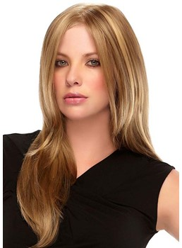 Trending Women's Long Layered Natural Straight Synthetic Hair Capless Wigs 26Inch