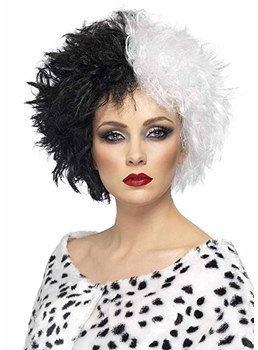 Halloween Costumes Cosplay Women's Afro Curly Short Synthetic Hair Capless Wigs 10Inch