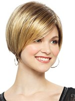 New Arrival Chic Short Straight Synthetic Wig