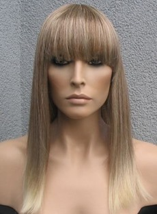 Samantha's Cool Hairstyle Long Straight Hairstyle 16 Inches