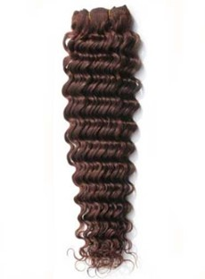 African Curly 7PCS Clip in Human Hair Extensions