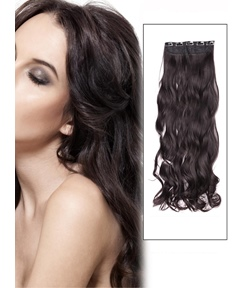 Instant One Piece Body Wave Human Hair Clip In Hair Extension