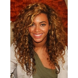Beyonce Hairstyle Super Charming Clip in Hair Extension 100% Human Hair for Full Head