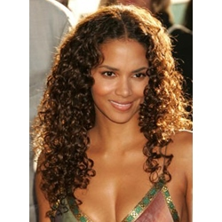 Appealing 100% Human Hair Curly Weave