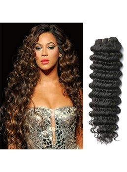 Celebrity Remy Human Hairextension Hair Weft Weaves