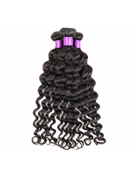 Brazilian Remy Human Hair Weave One Bundle