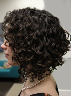 Curly Clip in Extension 100% Human Hair