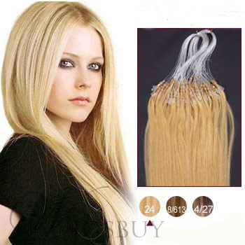 Micro Loop Human Hair Extensions