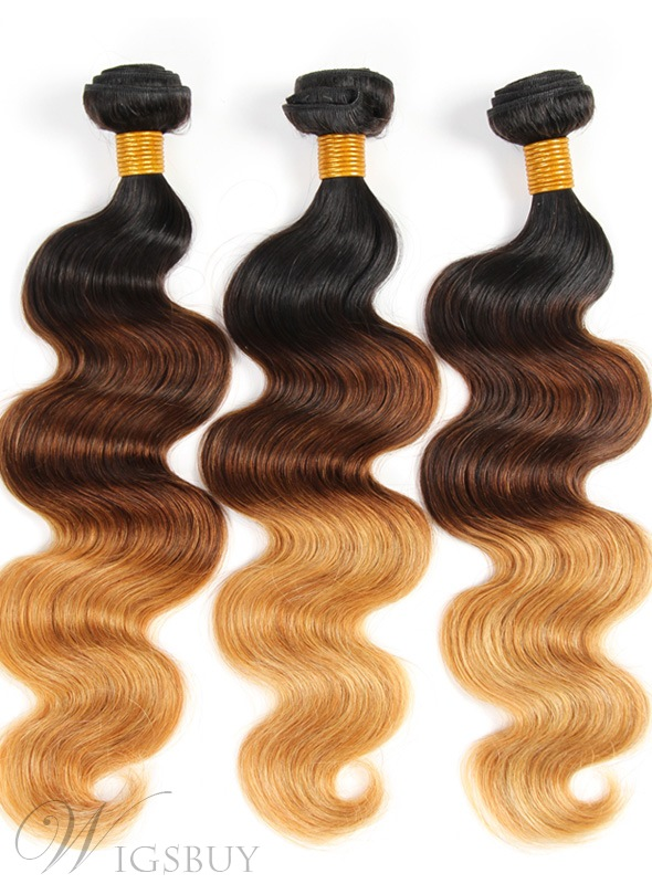 Hair Weft Top Quality Loose Wave 100% Human Hair Extensions 1 PC