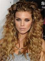 Stylish Elegant Long Wave 100% Human Hair Lace Front Wigs 24 Inches
