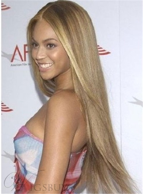 Classical Glossy Attractive Beyonce S Long Straight Lace