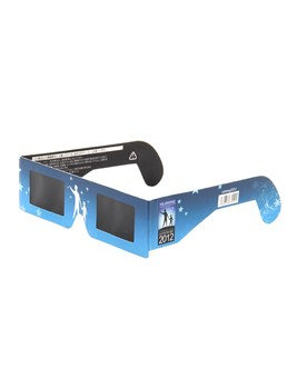 Plastic Safe Solar Eclipse Glasses