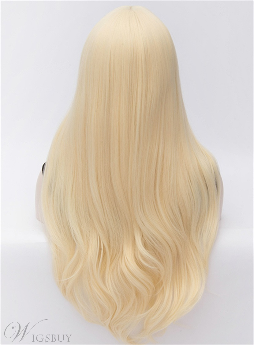 Unique Rome Fashion Heat-Resistant Long Wavy Wig 28 Inches