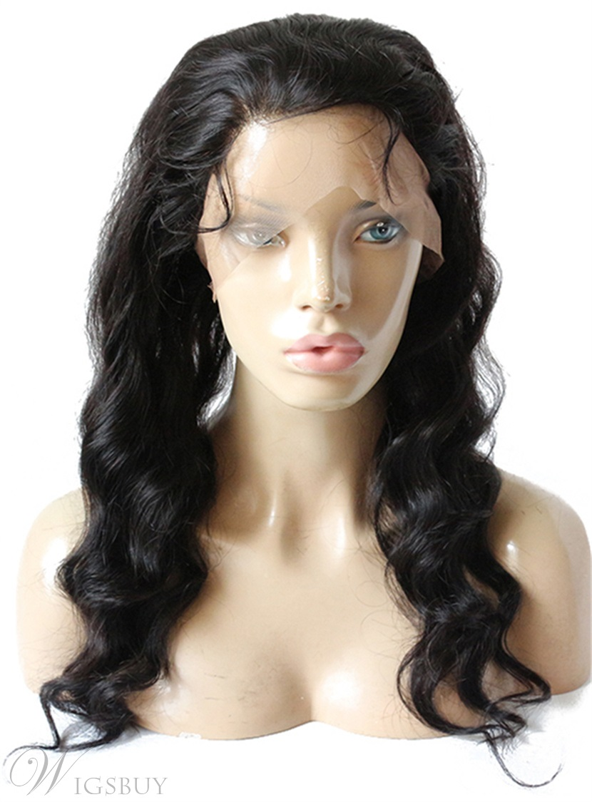 360 Lace Frontal Human Hair Wave Women Closure