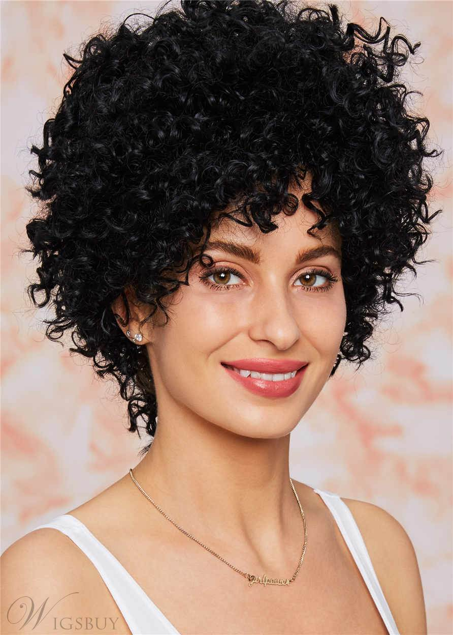 African American Human Hair Wigs For Sale