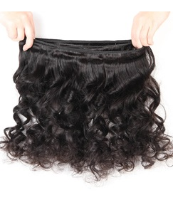 Sweet Loose Wave 100% Human Hair Weave/Weft