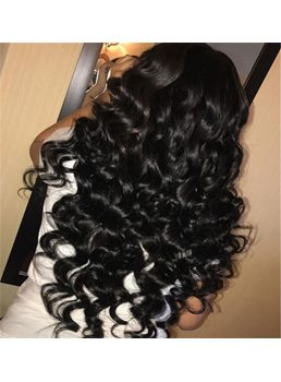 Wigsbuy Malaysian Body Wave Hair 3 Bundles With Lace Closure