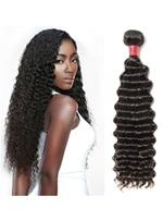 Wigsbuy Brazilian Kinky Curly Human Hair Bundle 8-26 Inches