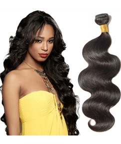 Wigsbuy Brazilian Virgin Human Hair Body Wave Bundle 8-30 Inches