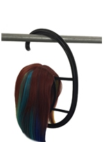 Black Stand Wig Holders Best Price Two Pack